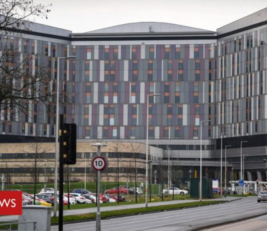 Glasgow health board to take legal action against contractor
