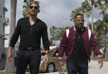 'Bad Boys' tops box office for third straight week