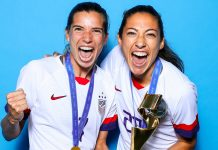 Christen Press, Tobin Heath sign with Manchester United Women