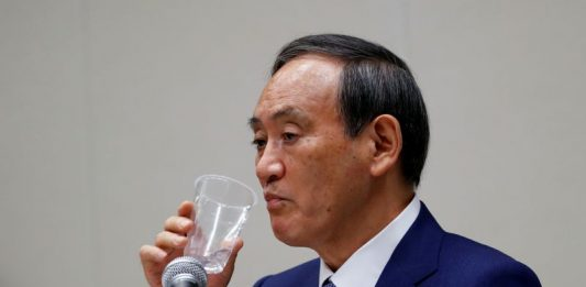 Backroom deals, old-school politics help rise of Japan's likely new premier By