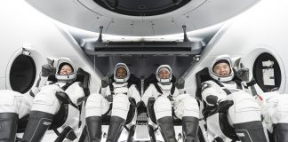 SpaceX now targeting Nov. 14 for next astronaut launch