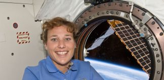 Educator-astronaut talks to 'kids at heart' for online talk Tuesday