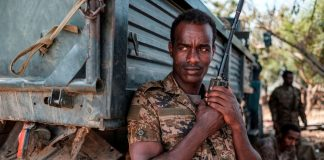 Ethiopian Forces Launch Offensive on Tigray Capital