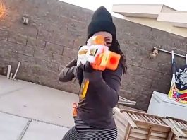 The Weekly Grind: Michelle Waterson and family assemble for epic Nerf war