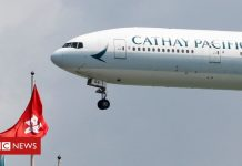 Cathay Pacific staff speak of climate of fear over protests