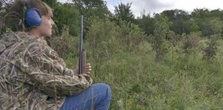 Kansas officials concerned about drop in young hunters
