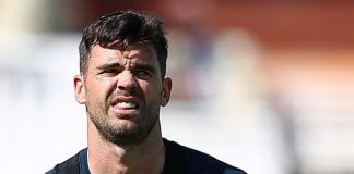 James Anderson: England bowler to train at Manchester City