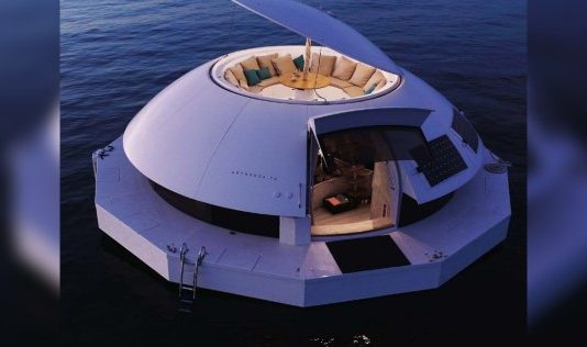 These floating, eco-friendly pods could be your next getaway, Lifestyle News