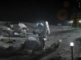 We now know exactly how much radiation astronauts will face on the moon