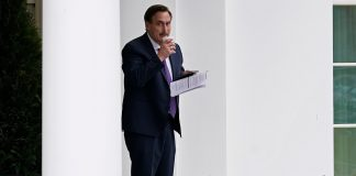 Live politics updates: My Pillow CEO Lindell White House meeting notes reference martial law, new CIA head