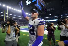 Jason Witten will retire and wrap things up with the Cowboys