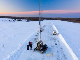 Replay: bluShift Aerospace launches 1st biofuel rocket from Maine