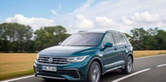 Bumper edition: Volkswagen sharpens the lines on 2021 Tiguan SUV