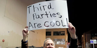 Voters look at both major parties and ask, is this all there is?