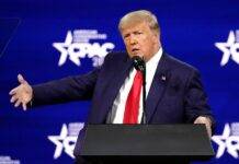 At CPAC, Trump attacks GOP leadership and calls for party unity