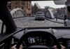 The Audi Q4 e-tron's augmented HUD beams driving info onto the windshield