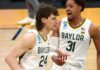 Matthew Mayer's hair is the real March Madness for Baylor