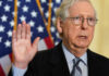 'Stay out of politics,' Republican leader McConnell tells U.S. CEOs, warns of 'consequences'