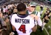 Dealing of Sam Darnold reveals a truth about Deshaun Watson: trade partners are backing away