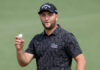 Jon Rahm Sits Right Behind Tiger Woods in the Masters Record Books
