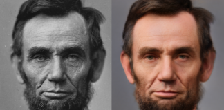 New Photo Colorization AI Fixes Early Photography's Old Man Wrinkle Effect