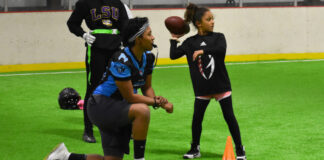 Women's Gridiron Foundation helping girls learn, play football