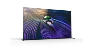 Sony launches several BRAVIA TV models in large screen sizes