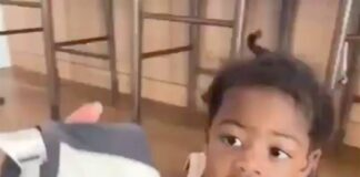 Watch Gabrielle Union's Daughter Kaavia React Adorably After Receiving Tupac Shirt as a Gift