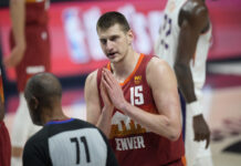 Nuggets' Nikola Jokic Says Suns 'Whupped Our Ass' in Sweep