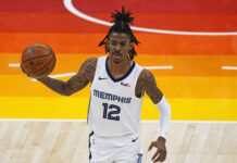 Ja Morant Says 'League Soft' After Nikola Jokic Ejected from Nuggets-Suns Game 4