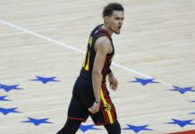NBA Twitter reacts to Trae Young setting career-high for points in postseason vs. Bucks