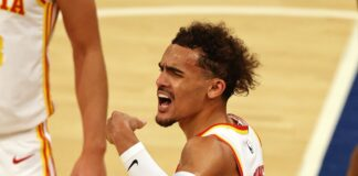 Here's the cold-blooded answer Trae Young gave for shimmying before his 3