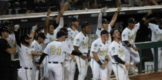 Watch: Vanderbilt had the craziest walkoff win you'll ever see in College World Series vs. Stanford