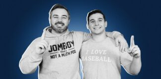 How TwoBaseball FansAre Turning a Podcast Side Hustle Into a Media Empire