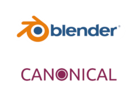 Canonical Offering Blender Support
