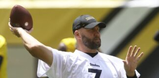 Ben Roethlisberger drops hopeful hint about his future with Steelers