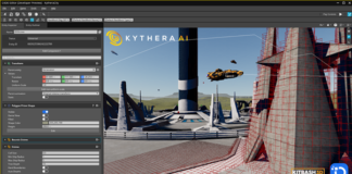 Free to use release of Kythera AI gives independent developers instant access to AAA-quality toolset