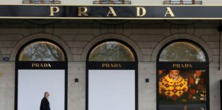Prada sees sales growth in second half after strong recovery in H1