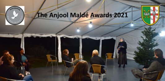 ANJOOL MALDE AWARDS – 2021 Celebrating the 10th Anniversary of the Anjool Maldé Endowment at St Peter's College, Oxford.