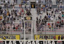 NASCAR at Las Vegas 2021: Odds, TV Schedule, Live Stream and Drivers