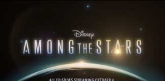 Soar into space aboard this inspiring trailer for 'Among The Stars,' a new Disney Plus docuseries