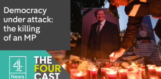 Democracy under attack: the killing of an MP