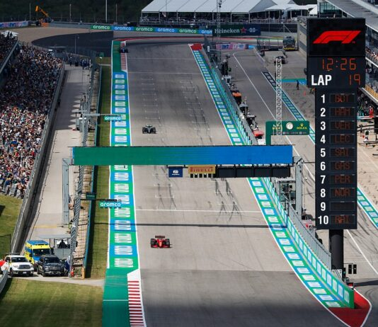 Formula 1 United States Grand Prix – How to watch, start time & more