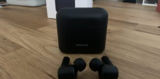 Nokia BH-805 noise cancelling earbuds review