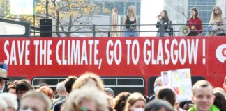 Scotland's transport workers say their COP26 strike is about climate justice
