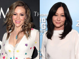 Alyssa Milano Has 'Guilt' Over Shannen Doherty 'Tension' on 'Charmed'