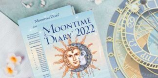 Moontime Diary 2022