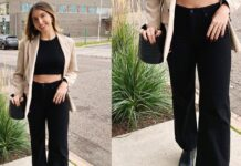 My New Favorite Fall Jeans Cost Just $29 at Walmart (and They Look Luxe!)