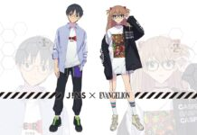 JINS Eyewear Launches Special Evangelion Eyewear Collaboration In US Locations