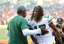 Opinion: NFL not 'out of the woods' on COVID-19 as Packers, Cardinals serve as warning